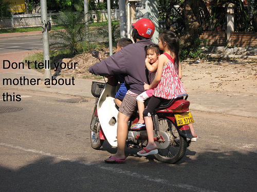 You can find this one and others at the 6 Word Story Project. http://bengrey.wikispaces.com/6+Word+Story+Project